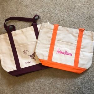 Neiman Marcus tote bags